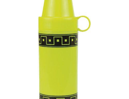 Cilindro Anfora Crayón de plástico