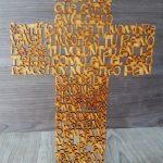 Recuerdos corte láser para bautizo